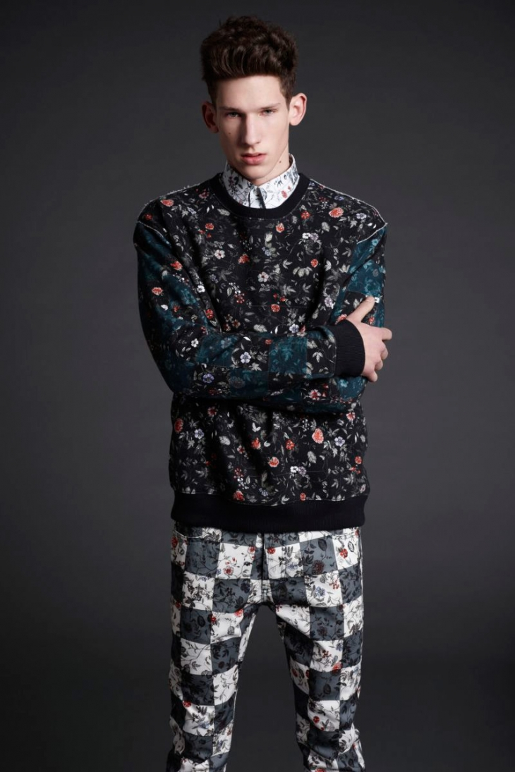 Мужской McQ Fall/Winter 2013