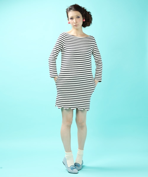 CHILDWOMAN Dot&Stripes