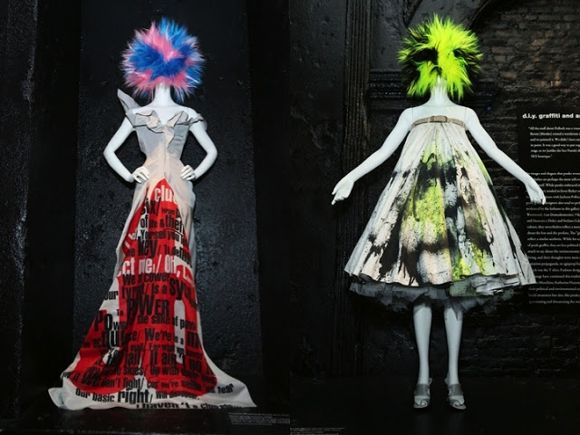 Выставка PUNK: Chaos to Couture