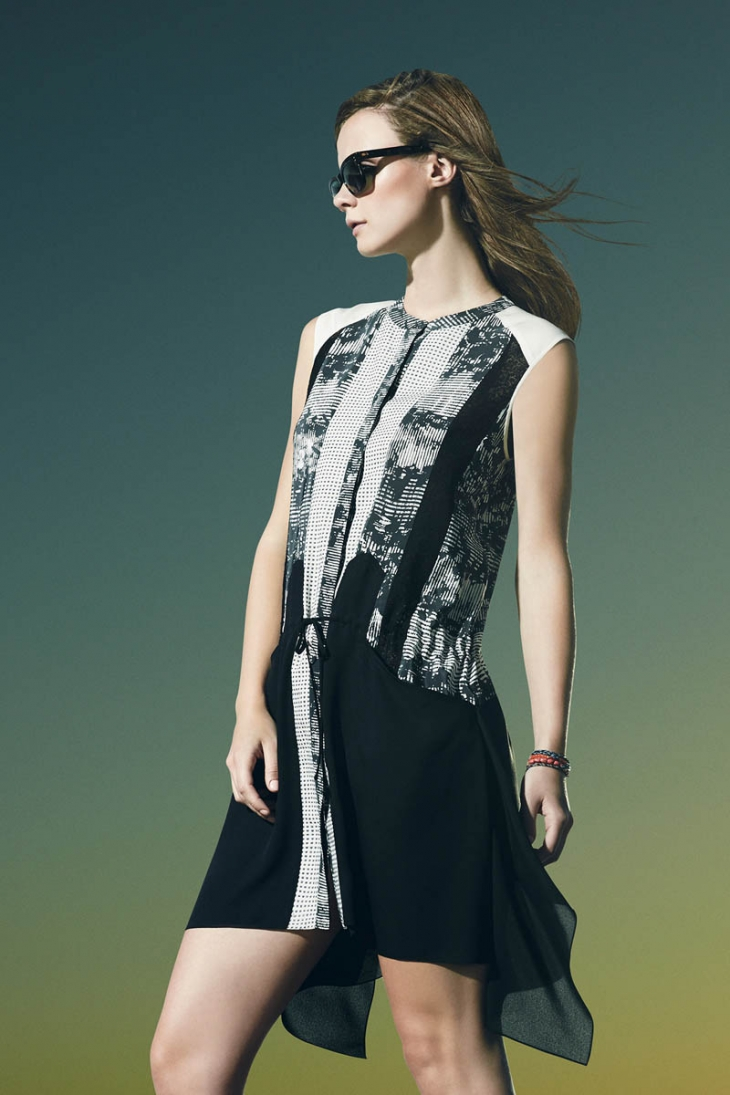 BCBG Max Azria Resort 2014