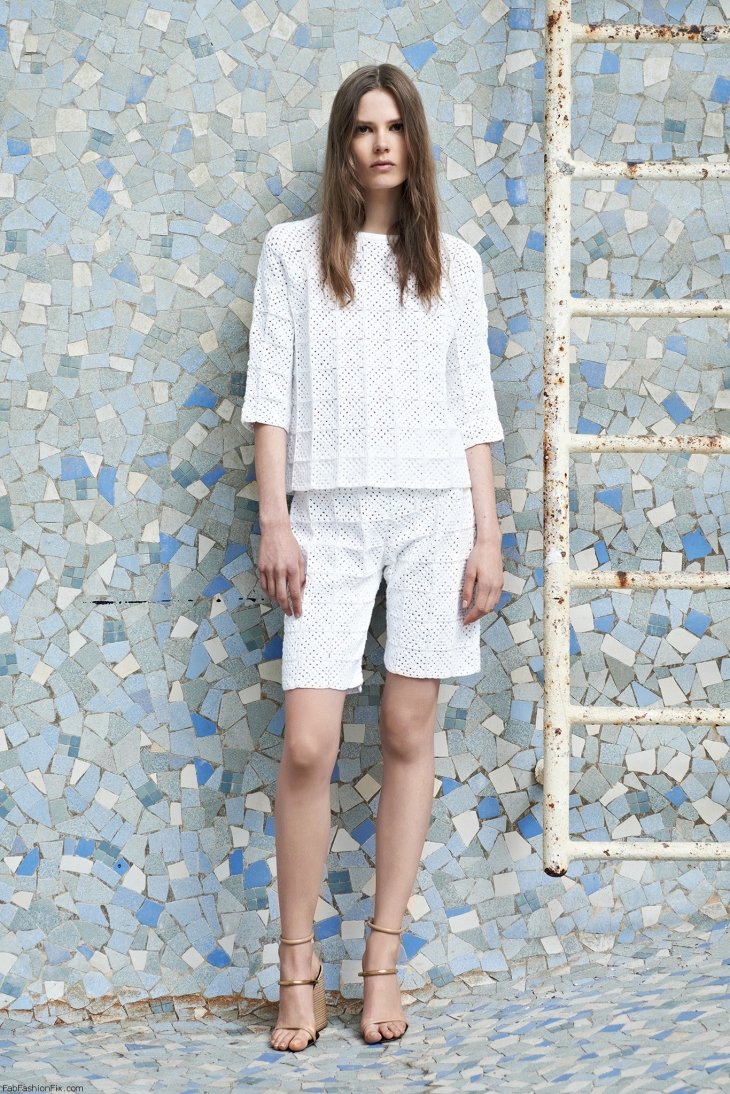 Лукбук Chloe Resort 2014