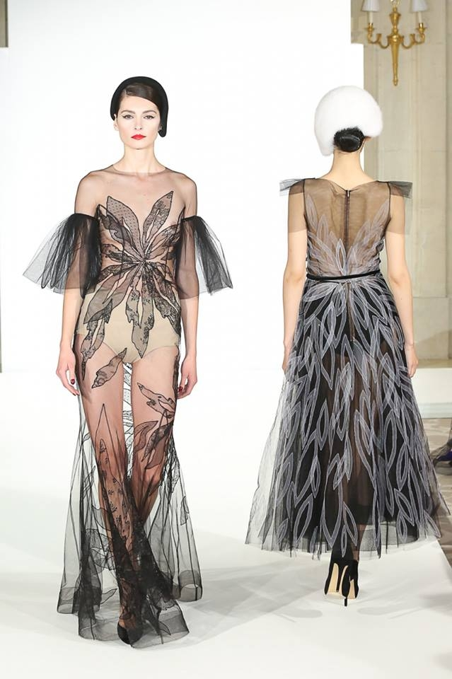 Yanina Haute Couture fall winter 2014