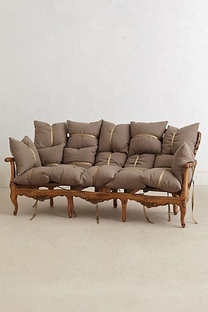 Deconstructed Sofa