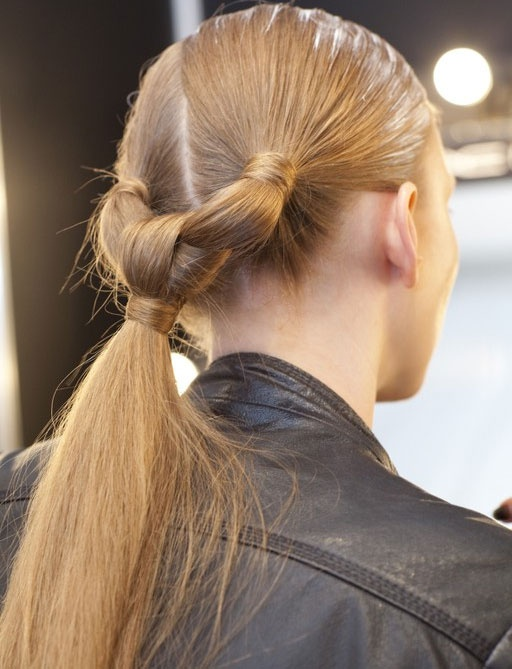 Hair at Aurelio Costarella MBFWA 2012