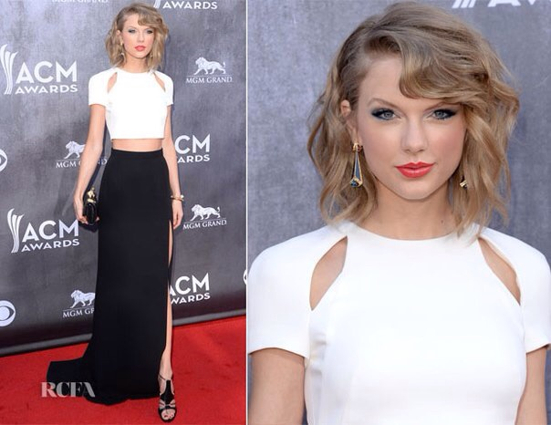 Taylor Swift ACM awards