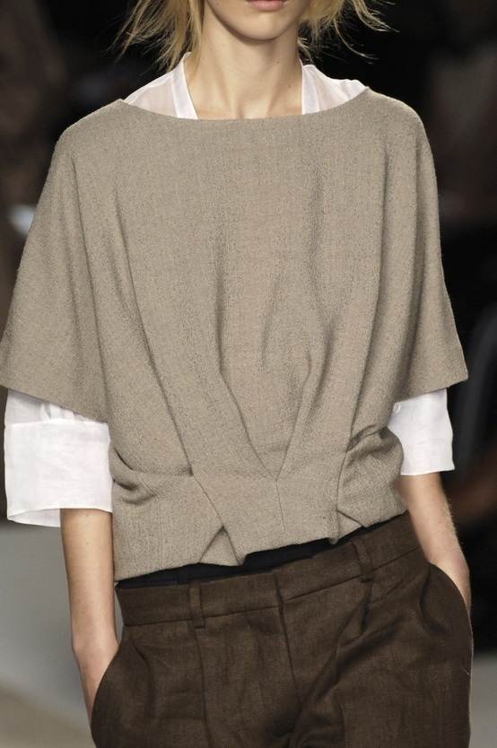 Incredible Pattern chloe f/w 2006