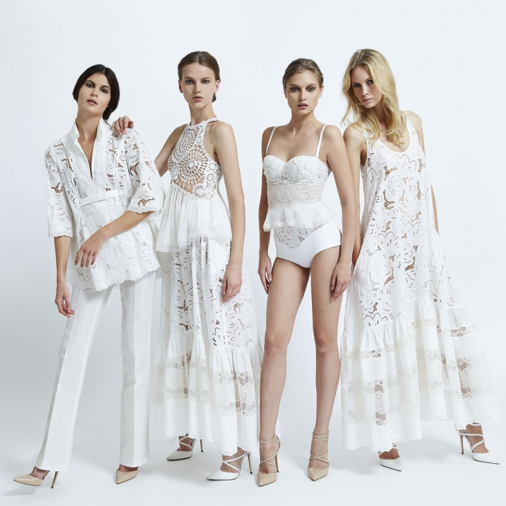 Zuhair Murad Spring – Summer 2015 Ready to Wear