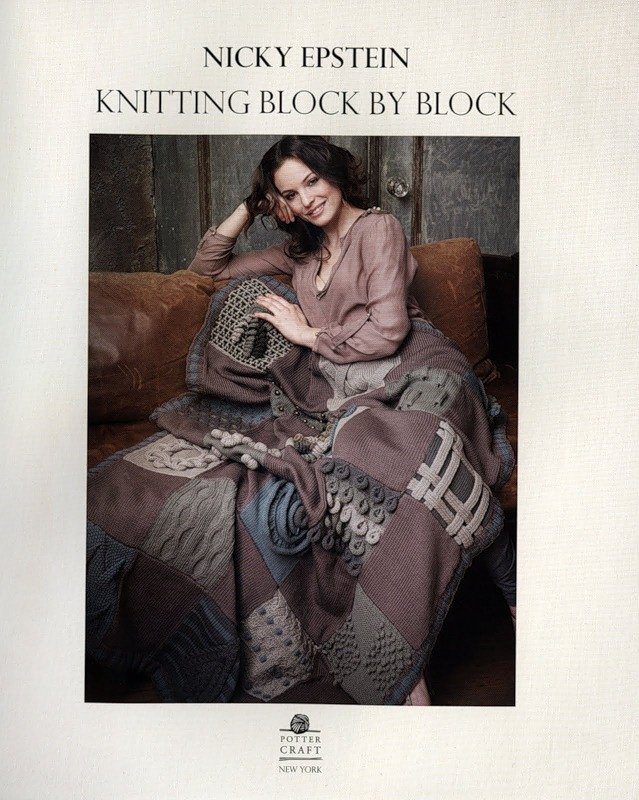 NICKY EPSTEIN Knitting Block by Block