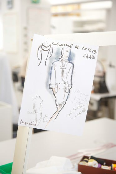 Inside Chanel Couture Atelier
