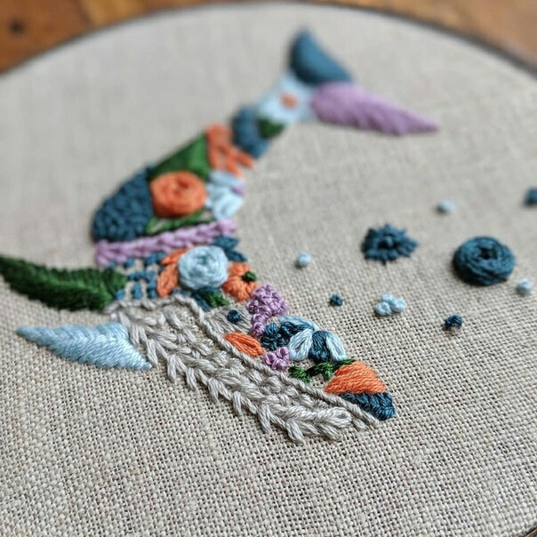 Meridith McClure (biobroidery)