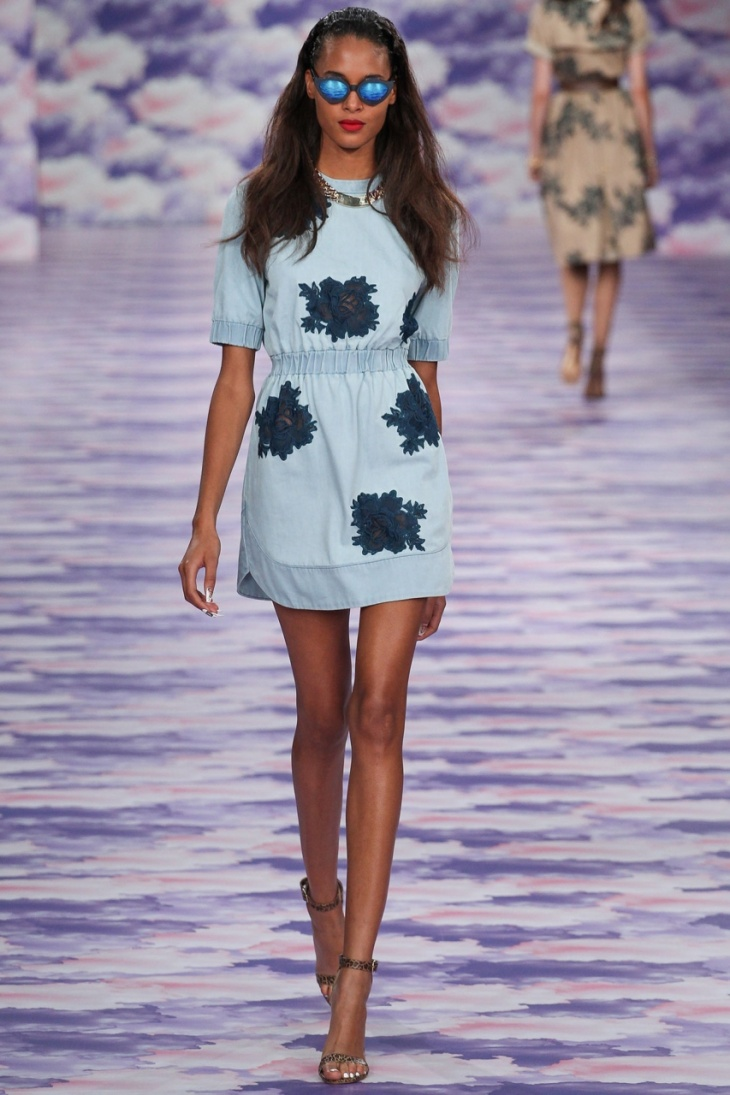 House of Holland. Spring/Summer 2014
