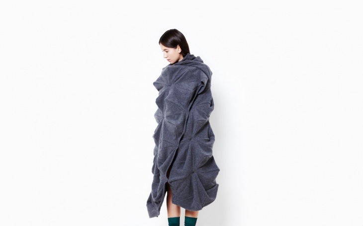 Bloom blanket by Bianca Cheng Costanzo 6