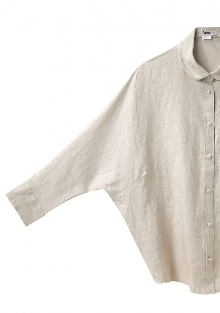 Acne Joy Linen Shirt